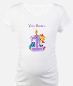 CUSTOM 1 year old Shirt