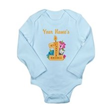 CUSTOM Your Names 1 Body Suit
