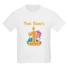 CUSTOM Your Names 1 T-Shirt