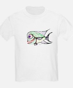 Slant Head The Fish T-Shirt