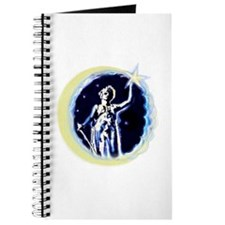 Texas Moon Goddess of Liberty Journal