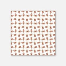 "PRIM ANGELS Square Sticker 3"" x 3"""