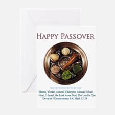 Unique Passover Greeting Card