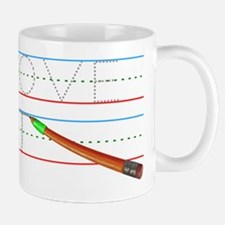 I Love OT Mug