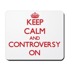 Controversy Mousepad