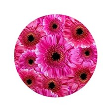 "Pretty in Pink 3.5"" Button (100 pack)"