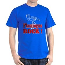 Flamingios Rock ! T-Shirt