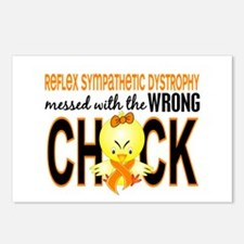 RSD MessedWithWrongChick1 Postcards (Package of 8)