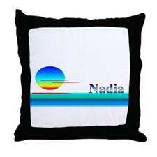 Nadia Throw Pillow