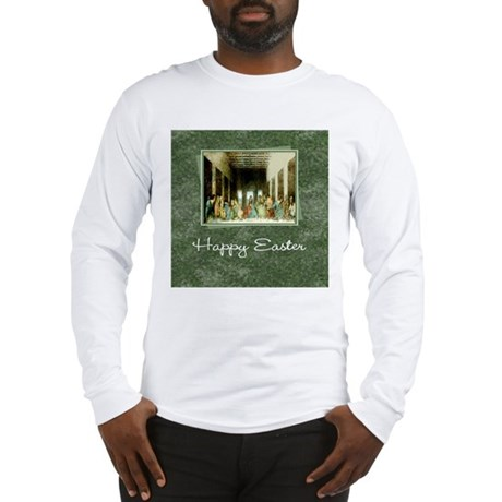 Happy Easter Last Super Long Sleeve T-Shirt