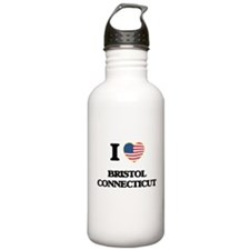 I love Bristol Connect Water Bottle