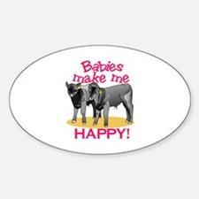 Make Me Happy! Decal