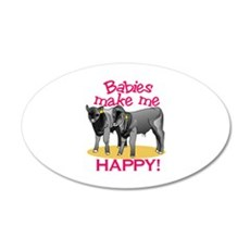 Make Me Happy! Wall Decal