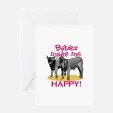Make Me Happy! Greeting Cards