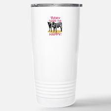 Make Me Happy! Travel Mug