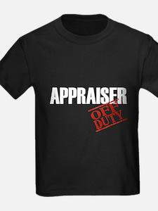 Off Duty Appraiser T