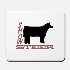 Show Steer Mousepad