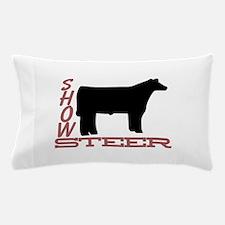 Show Steer Pillow Case
