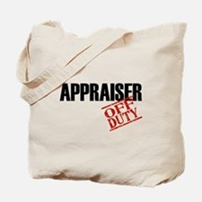 Off Duty Appraiser Tote Bag