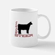 Show Steer Mugs