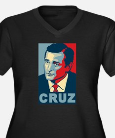 Ted Cruz (new and improved!) Plus Size T-Shirt