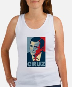 Ted Cruz (new and improved!) Tank Top