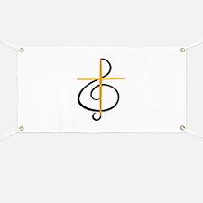 Church Musician Banner