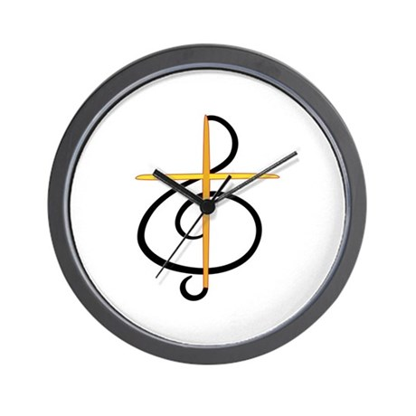 Christian Music Clocks Christian Music Wall Clocks Large