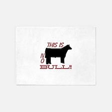 No Bull 5'x7'Area Rug