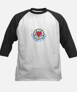 Lutheran At Heart Baseball Jersey