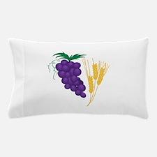 Communion Symbol Pillow Case