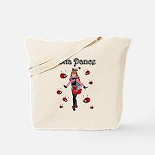Ladybugs Gotta Dance Tote Bag