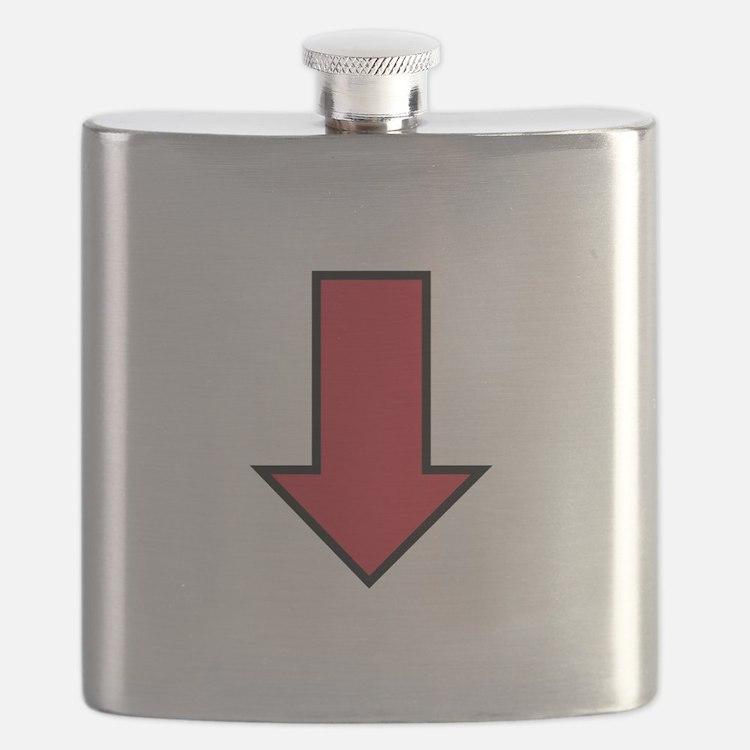 Red Arrow Flask