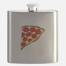 Pizza Slice Flask