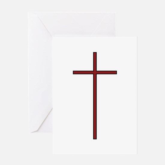 Cross Greeting Cards