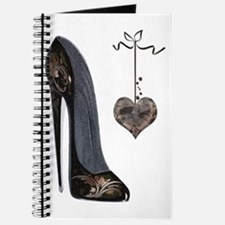 Stiletto and Heart  Journal