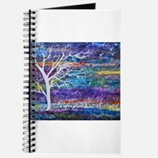 Abstract Tree landscape Journal
