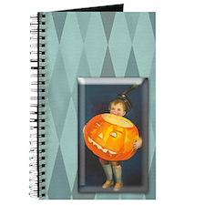 TLK008 Pumpkin Boy Journal