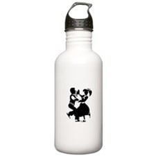 Jitterbug Silhouette Water Bottle