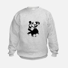 Jitterbug Silhouette Sweatshirt