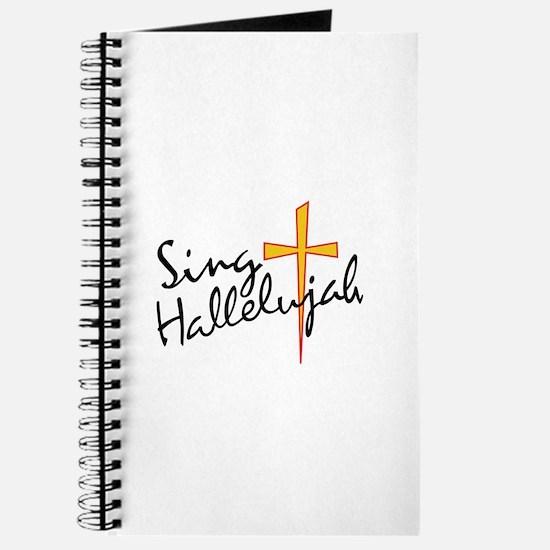 Sing Hallelujah Journal