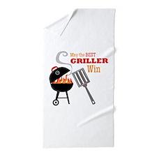 Best Griller Beach Towel