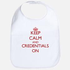 Credentials Bib
