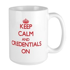 Credentials Mugs
