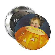 TLK008 Pumpkin Boy Button
