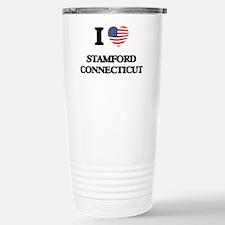 I love Stamford Connect Travel Mug