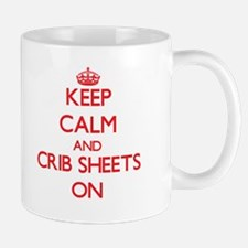 Crib Sheets Mugs