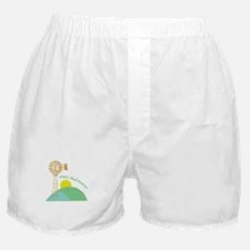 100% Wind Power Boxer Shorts