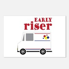 Early Riser Postcards (Package of 8)