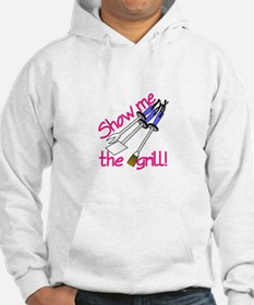 Show Me The Grill Hoodie